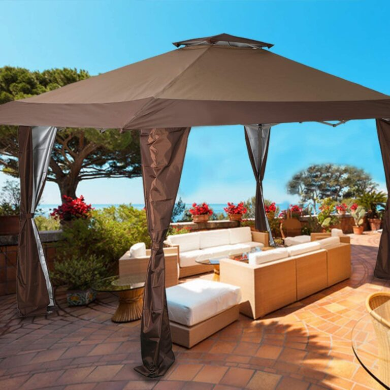 How To Find The Best Gazebo For High Winds?
